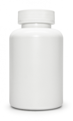 High Density Polyethylene Vial