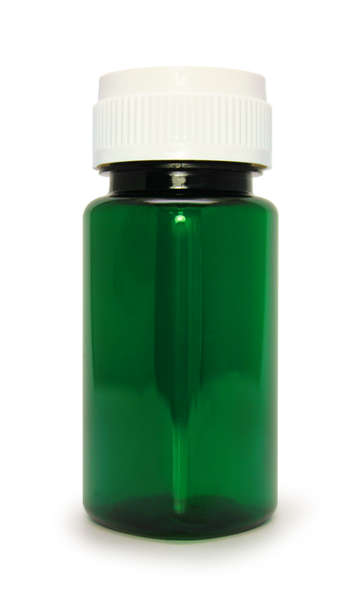 TriMaxx Green Vial